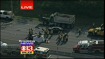 Car Accident In Sacramento On Sunday