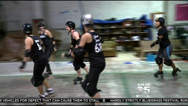 <b>Where's Roberta</b>: Skating With The Bay Area Derby Girls « CBS San <b>...</b>