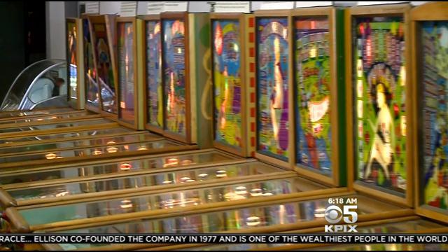 Where's Roberta? Pacific Pinball Museum In <b>Alameda</b> « CBS San <b>...</b>