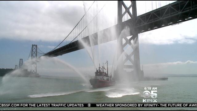 <b>Where's Roberta</b>? Touring SF's Phoenix Fireboat « CBS San <b>...</b>