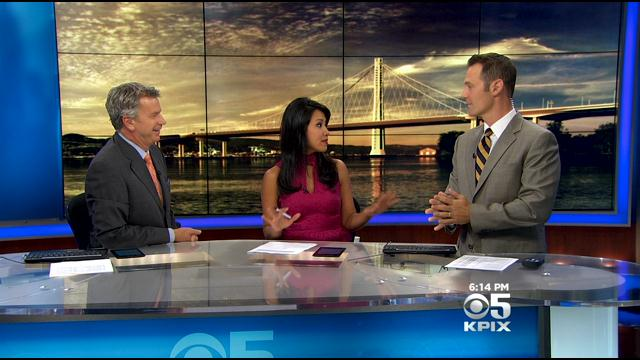 welcome veronica de la cruz to kpix 5 171 cbs san francisco