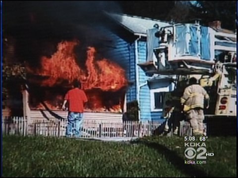 Man Loses Everything In <b>Leechburg</b> House Fire « CBS Pittsburgh